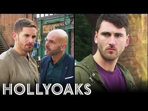 Hollyoaks: Broman On The Rocks