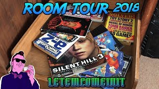 Room Tour 2018 LetemcomeInit 500 Subscriber Special!