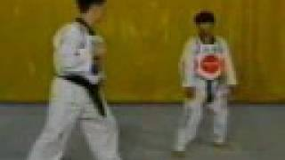 advance tae kwon do (NO TRICKS, ITS FOR REAL)
