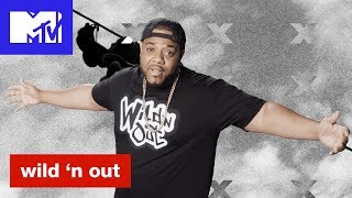 Charlie Clips Loves Goku & Bugs Bunny '60 Second Interview' | Wild 'N Out | MTV