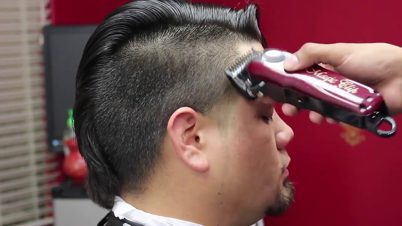 Mohawk Haircut Youtube