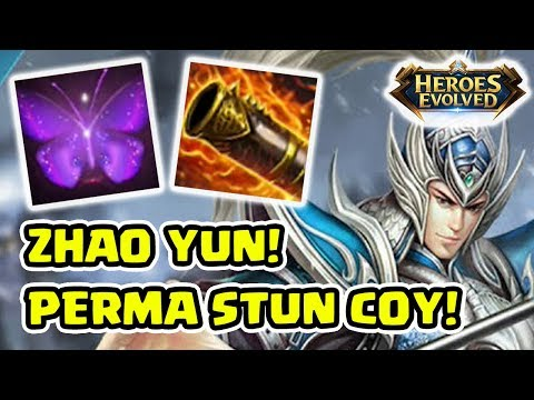 Heroes Evolved Indonesia - COMEBACK IS REAL!! 4V5 Zhaoyun MEmANG SESUATUH!