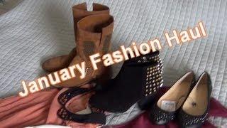 Модные покупки января 2013 Thumbnail