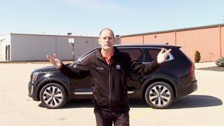 Kia Telluride - 5 Surprising Features!