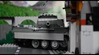 Lego WW2 Battle