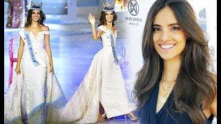 «Мисс мира» 2018 стала 26 летняя мексиканка Ванесса Понсе де Леон