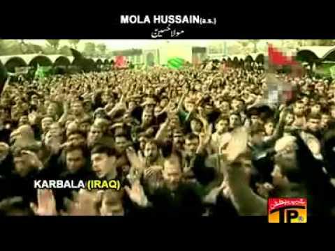 Noha Syed Farhan Ali(ALI WARIS) 2011-2012 - Sab Ka HUSSAIN