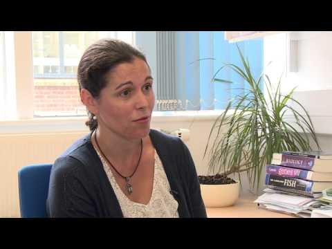 Dr Eduarda Santos talks about the University of Exeter press office