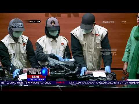 Anggota DPRD Provinsi Jambi Terjaring OTT KPK, Uang Miliaran Rupiah Disita - NET24 Mp3