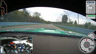 Ryan Dalziel DXDT Racing Mercedes AMG GT3 @ Watkins Glen