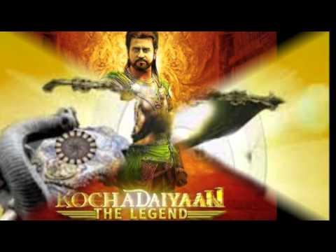 kochadaiyaan movie first look Songs - hd