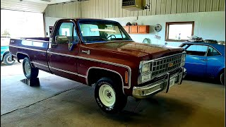 Updating & Saving My Original 1980 Chevrolet Silverado BIG10 | Part 1 - Vice Grip Garage EP65