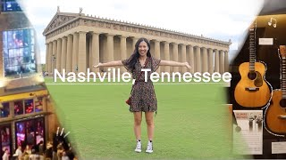 Solo Trip to Nashville, Tennessee