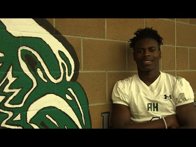Joseph Lewis - Augustus Hawkins Wide Receiver - Highlights/Interview - Sports Stars of Tomorrow