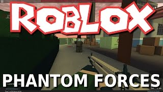 Team SBG Plays Roblox: Phantom Forces! (Family Multiplayer)