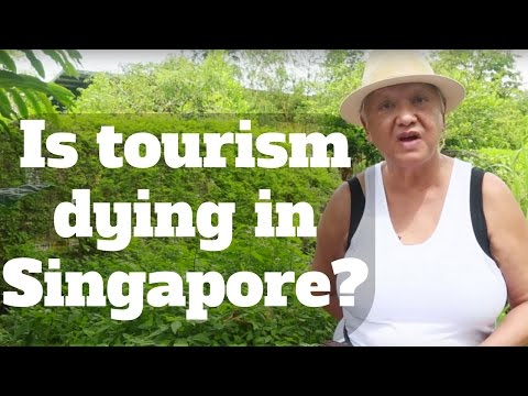 Is tourism dying in Singapore? | Gentle Warrior | Happy-TV