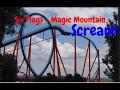 Scream - Six Flags Magic Mountain
