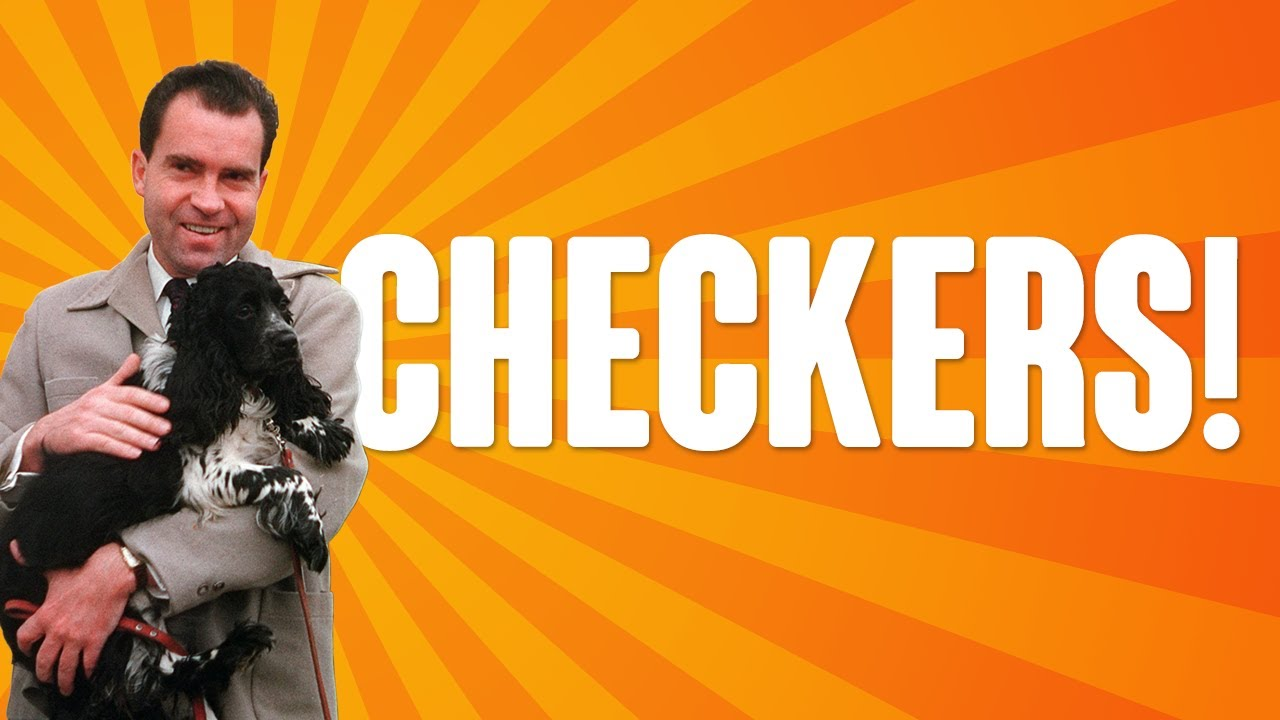 Checkers SAVES Nixon + NEW CHANNEL Announcement!!!