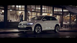 Volkswagen Tiguan   Access all areas