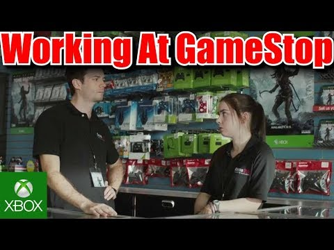 My Horrible & Amazing Experiences Working At GameStop