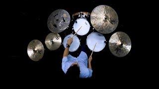 Miel San Marcos - Grande Y Fuerte (Drum Cover)