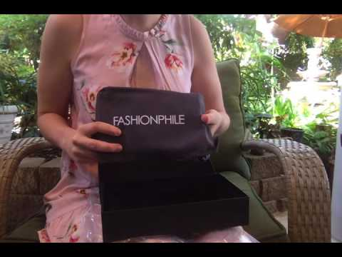 Unboxing Chanel Large Flap Wallet from Fashionphile