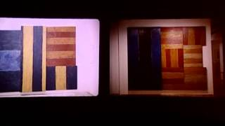 SEAN SCULLY: WALL OF LIGHT LECTURE AT THE MET
