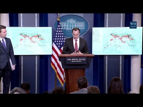 12/13/16: White House Press Briefing