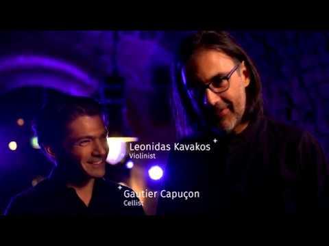 Leonidas Kavakos & Gautier Capuçon play KLASSIK underground