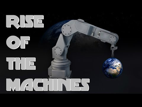 The Rise of the Machines: How you WILL become a pawn to the likes of Google, Amazon, and Facebook