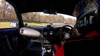 2018 Cheap Car Challenge Rd 3 - Mike Behnke - Nissan Pulsar N15 1.6