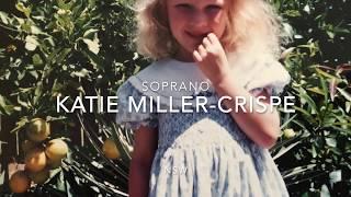 Katie Miller Crispe intro