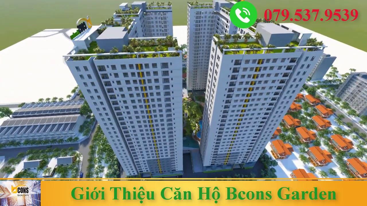 Giới Thiệu Dự Án Căn Hộ Bcons Garden – Căn Hộ BCONS PKD Sao Việt Real