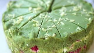Торт Фисташковый с малиной | Cheese cake ru