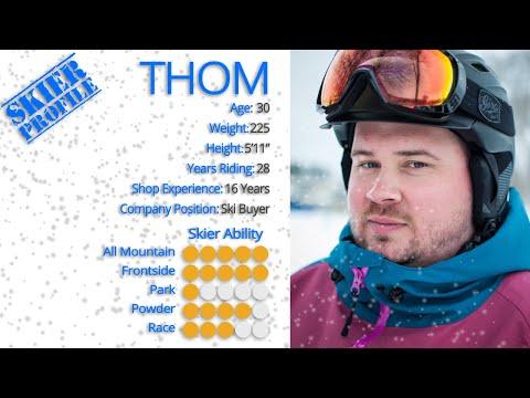 Thom's Review-Rossignol Sprayer Skis 2016-Skis.com