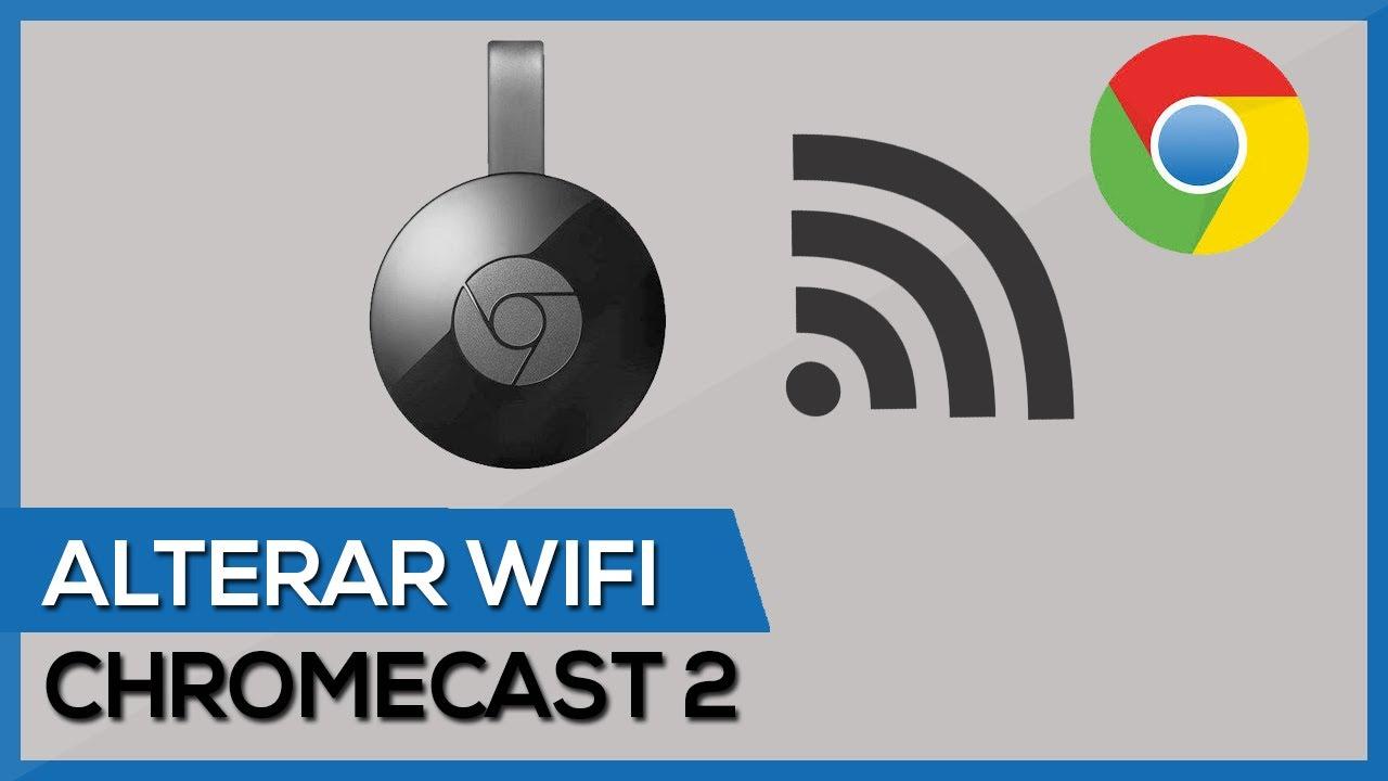 Chromecast Wlan