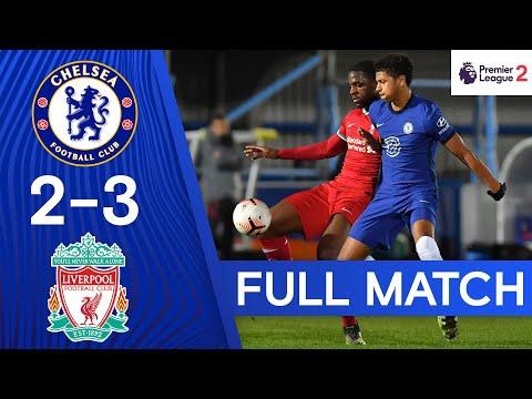 Chelsea 2-3 Liverpool | Premier League 2 | Full Match