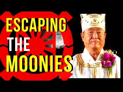 Over the Moon - Escaping the Unification Church