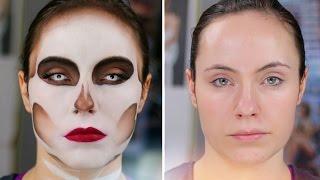 Jennifer Lopez Halloween 2015 Makeup Transformation Tutorial