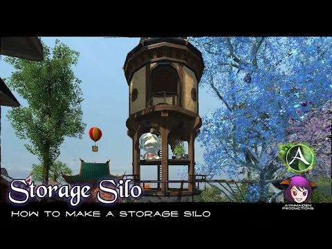 ★ ArcheAge ★ - How to make a Storage Silo