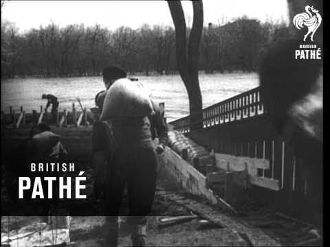 Floods Threaten Winnipeg (1950)