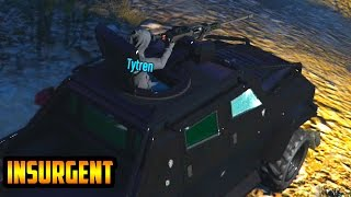 GTA 5: APC Heist (GTA 5 Hvy Insurgent)
