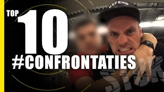 TOP 10 | Confrontaties