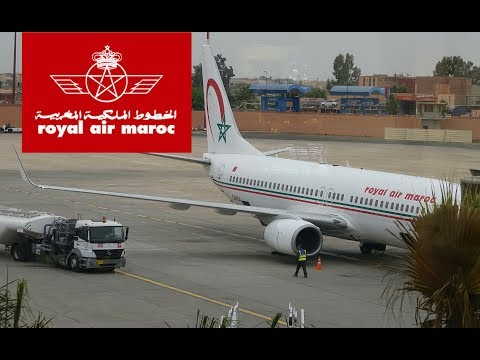 Royal Air Maroc: Marrakech-Casablanca + Bonus tarmac tour