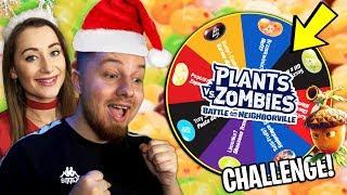 FASOLKI WSZYSTKICH SMAKÓW vs GABI w Plants vs. Zombies: Bitwa o Neighborville!