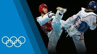 Anatomy of a Taekwondo athlete with Team Korea