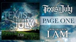 Watch Texas In July Page One video