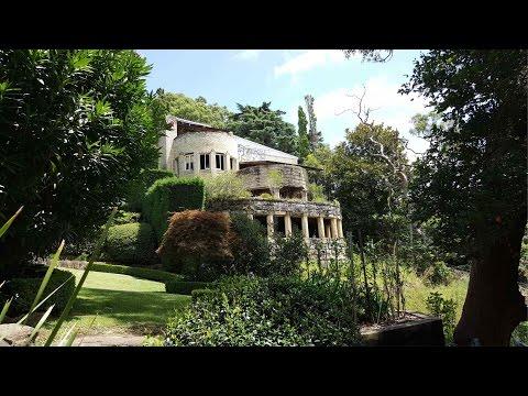 Abandoned OZ: Morella Sydney's Abandoned Mosman Mansion