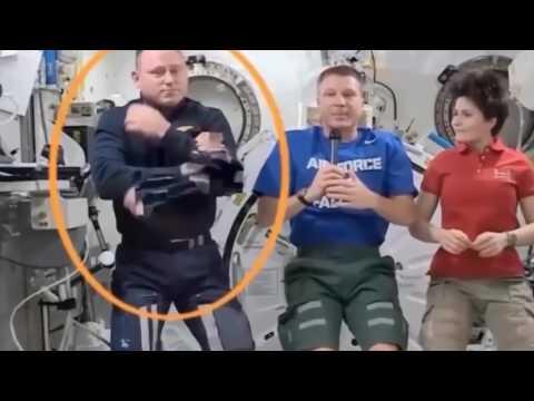 Flache Erde DEBUNKED! ISS Ist kein CGI-Fake! ULTIMATIVER BEWEIS!!