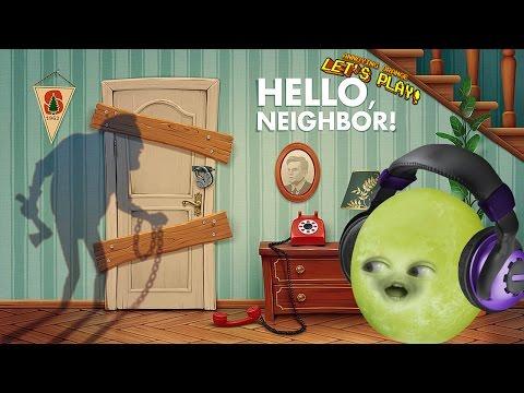 Gaming Grape Plays -  Hello Neighbor! (#Shocktober )